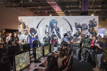 Quakecon 2018 - Exhibition - 00037