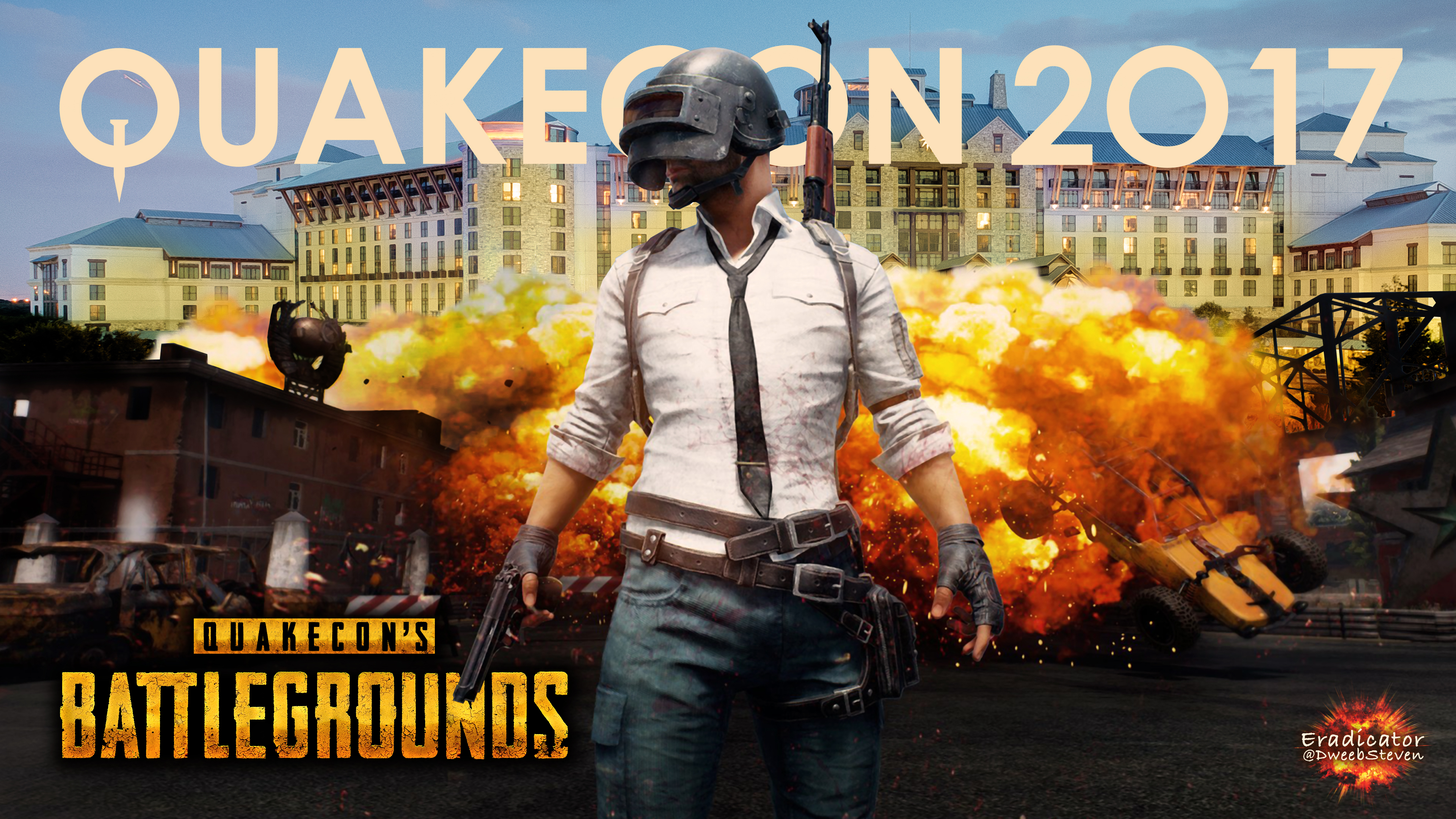 Quakecons Battlegrounds 1