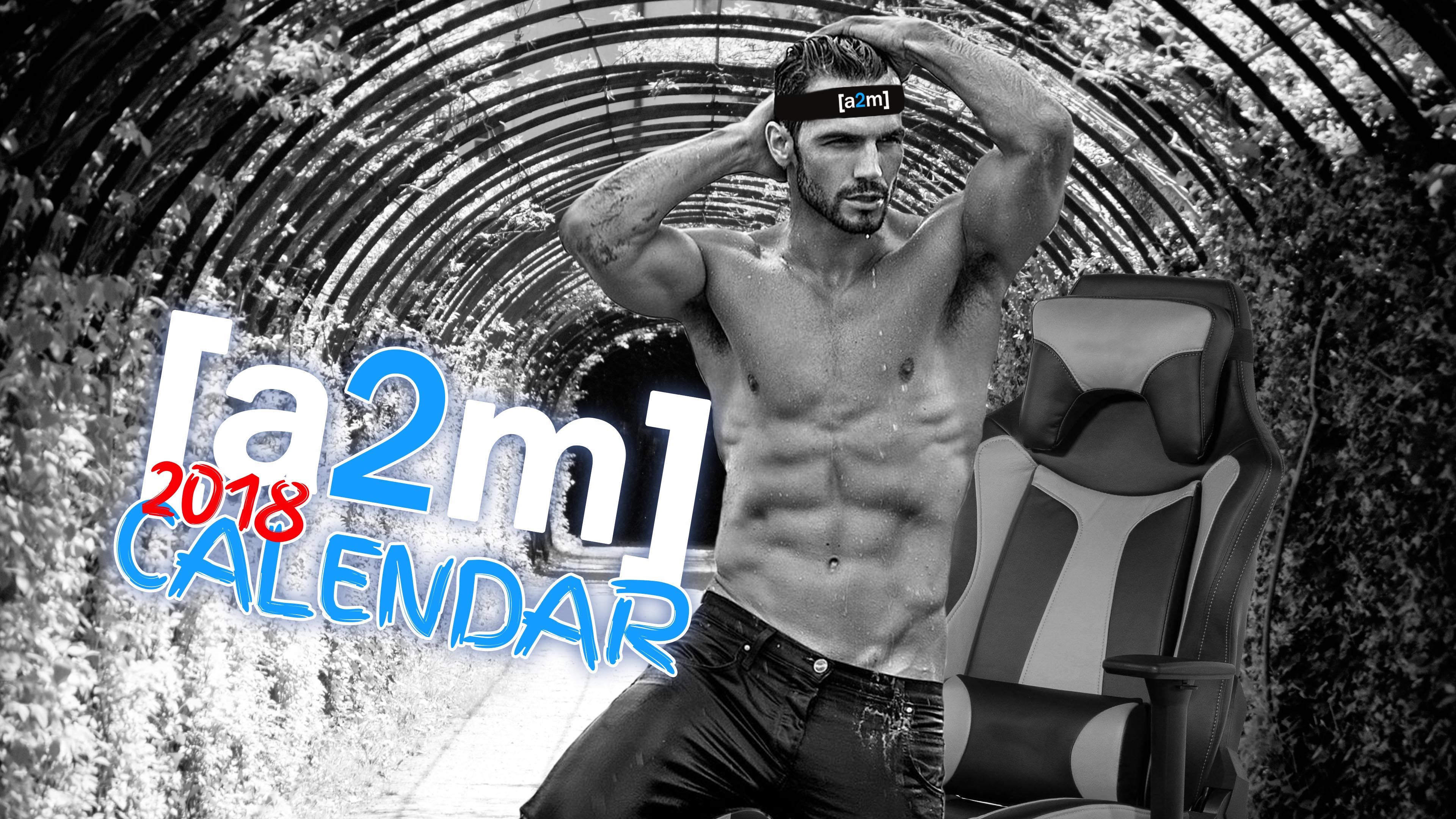 A2M Calendar - Hot 1