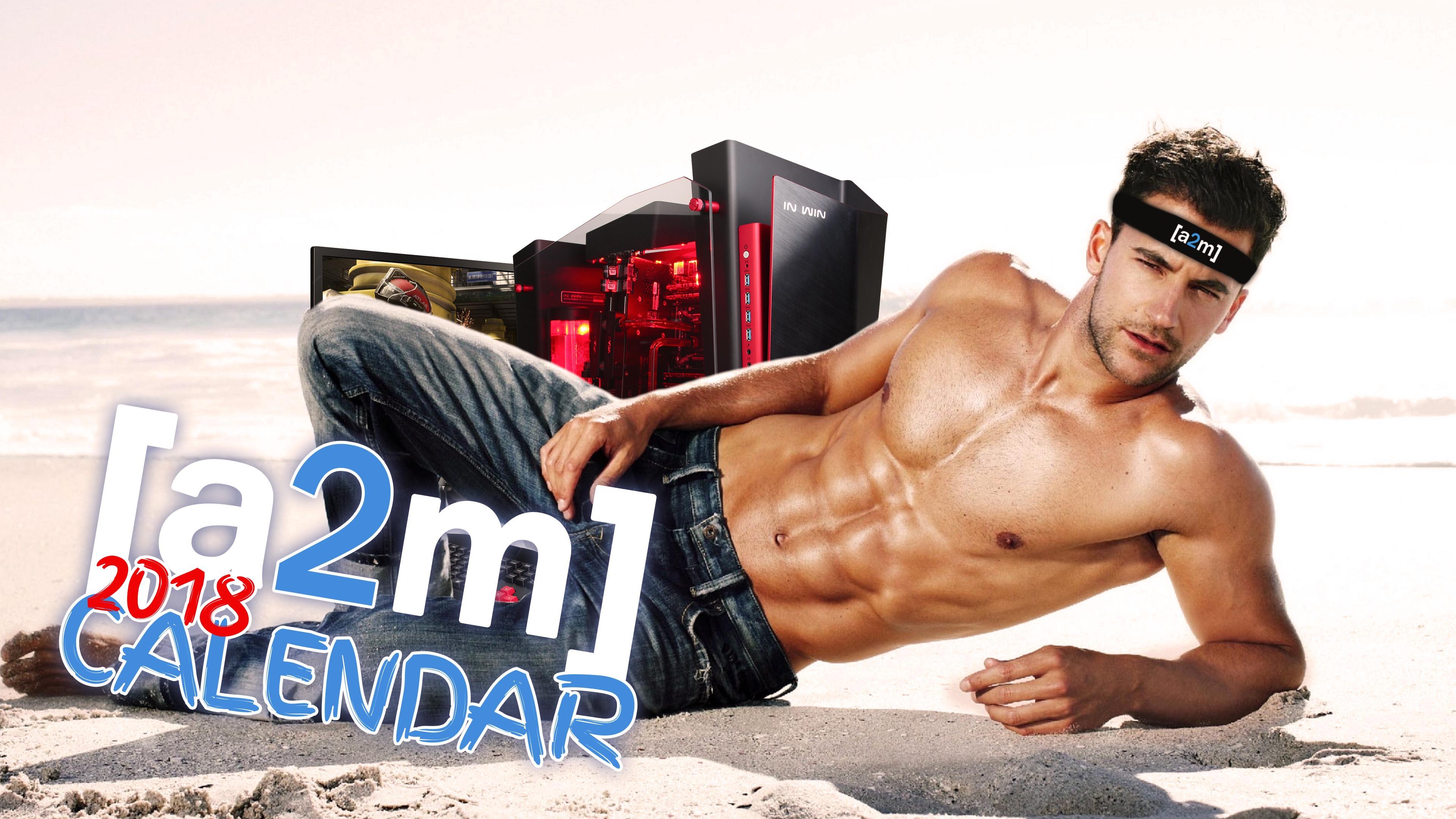 A2M Calendar - Hot 2