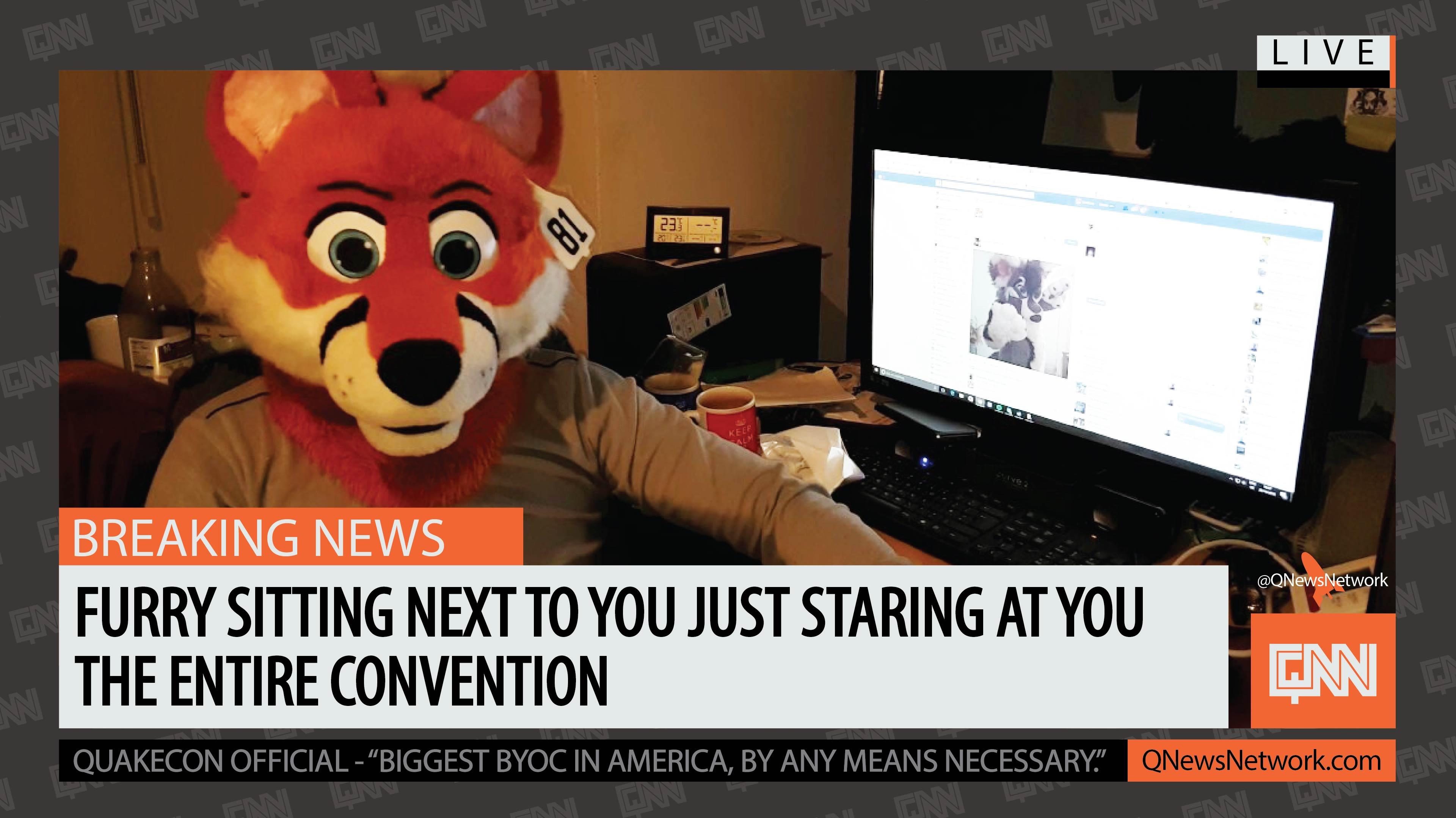 Furry Staring-01