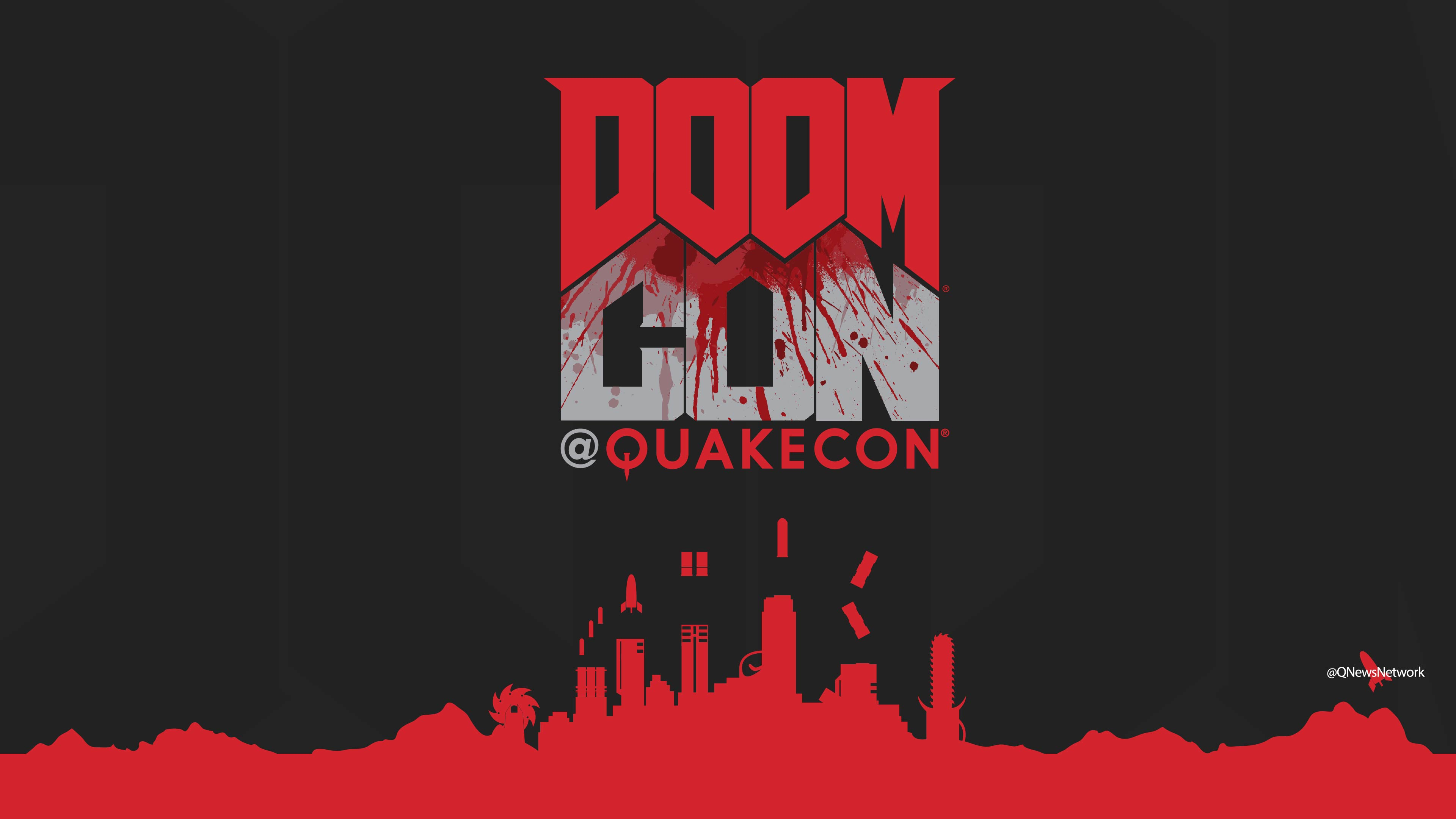 DOOMCON Wallpapers --08