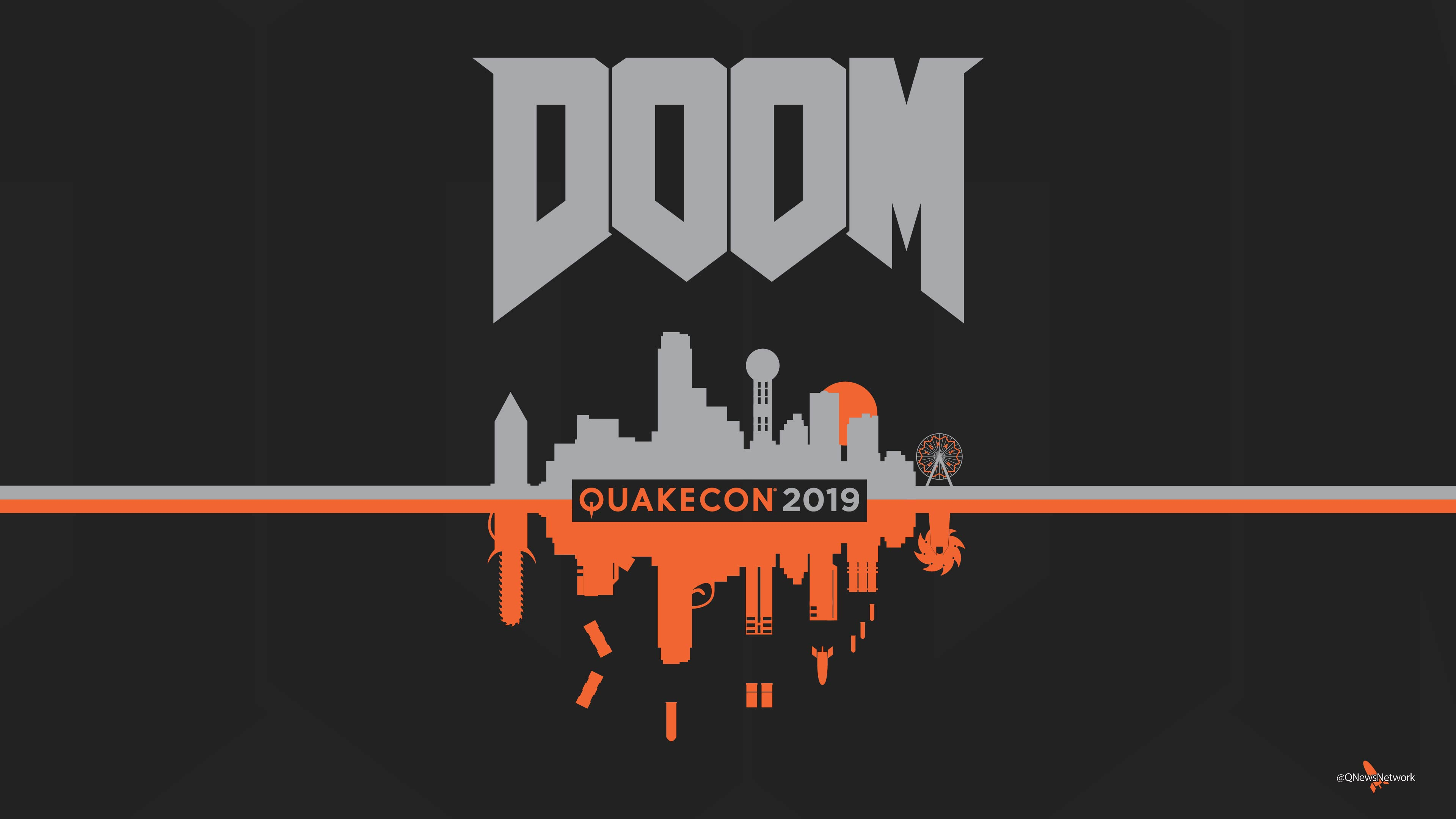 DOOMCON Wallpapers --11