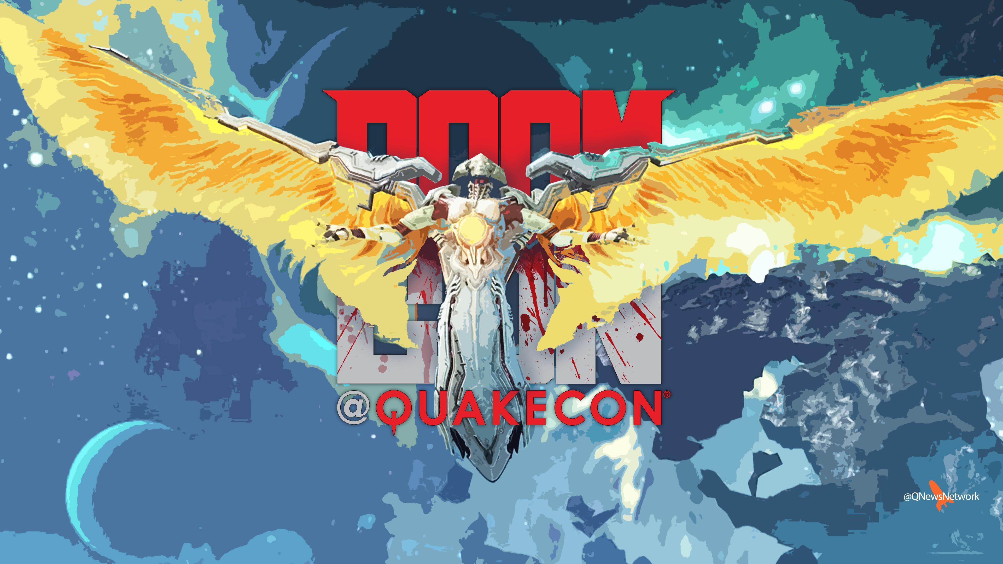 Doomcon wallpaper - Kahn Makyr