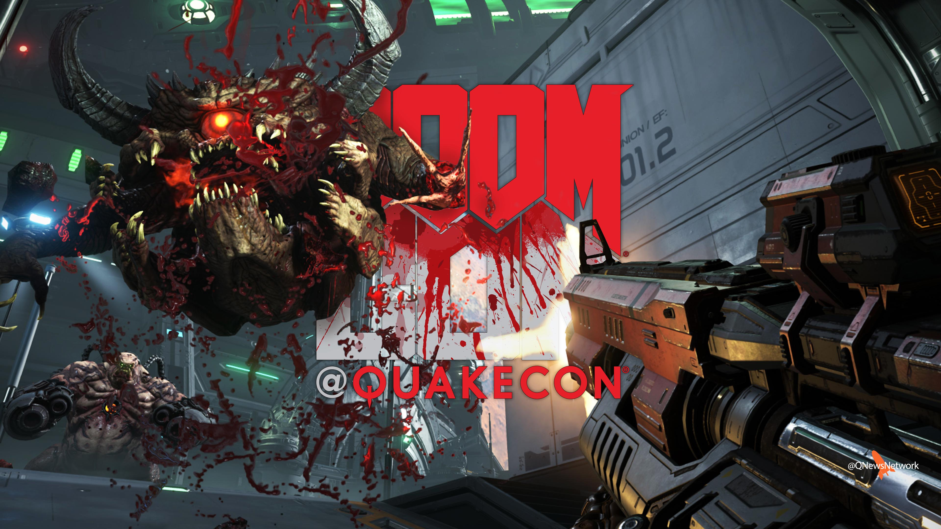 Doomcon wallpaper - cacodemon
