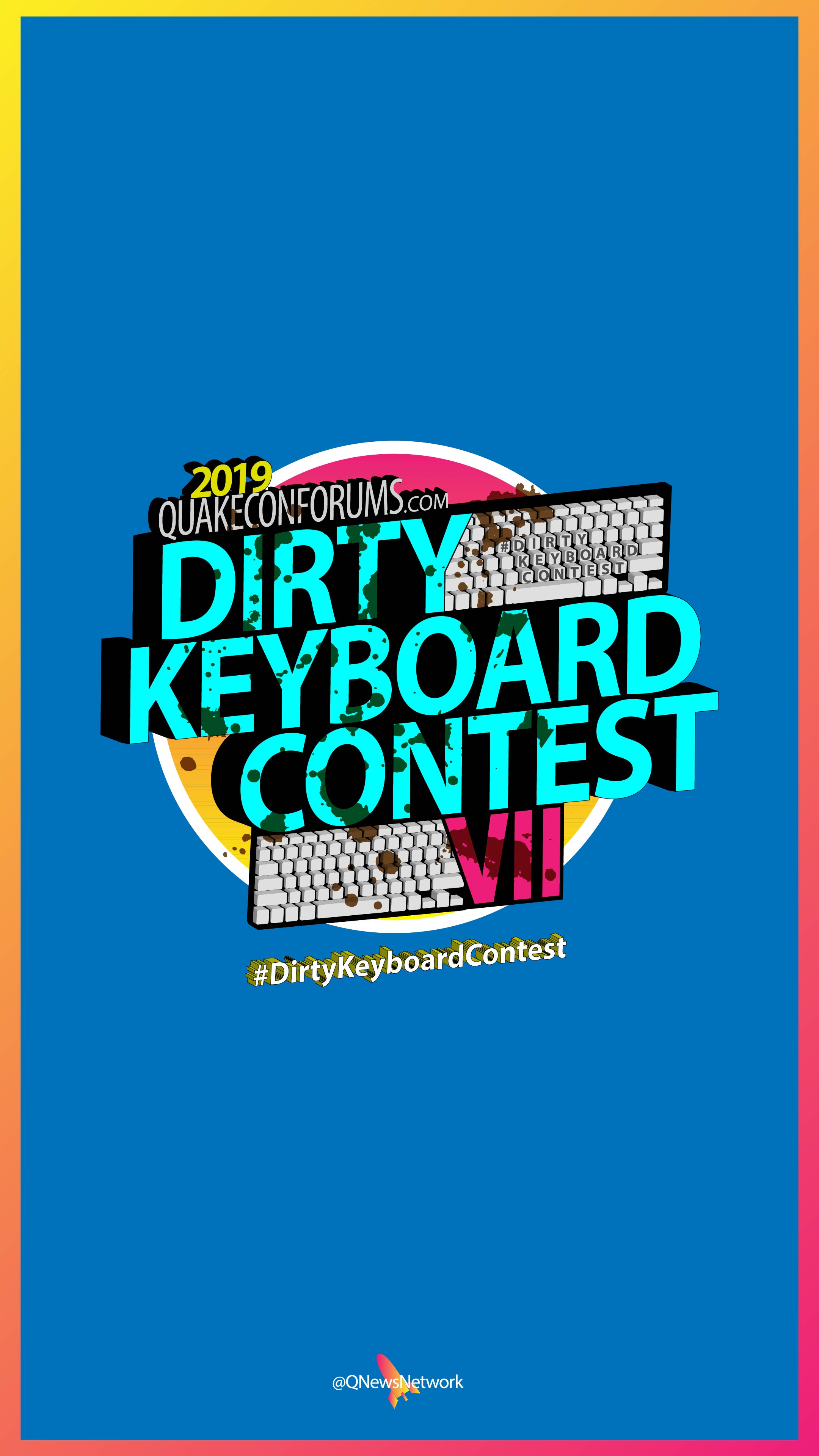 2019 Dirty Keyboard Contest Wallpaper Q News Network