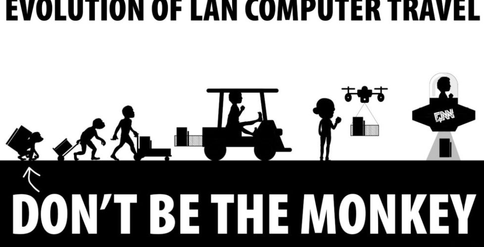 Evolution of LAN Travel-01